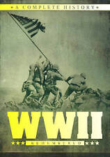 Wwii Remembered: Complete History  DVD