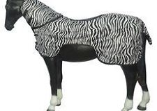 Pony Horse Riding outdoor Winter Summer Turnout Full Neck Protective Fly Sheet