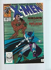 Uncanny X Men 256 257 258 Acts of Vengeance 1st Psylocke Doctor Doom Wolverine