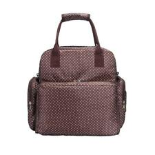 Baby Dot Print Diaper Nappy Changing Bags Backpack Hobos Messenger Tote Bags