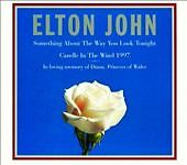 Elton John Something About the Way You Look Tonight/Candle in the Wind 199