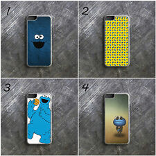 SESAME STREET COOKIE MONSTER PHONE CASE COVER for iPhone 4, 5, 5C, SE, 6, 6S, 7