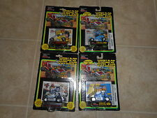 Racing Champions 1/64 Sprint Car World Of Outlaws lot (5) Steve Kinser Blaney