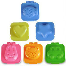 Cute Boiled Egg Rice Sushi Mold Bento Maker Sandwich Cutter Decorat Mould Kids