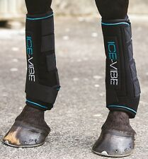 Horseware Ice Vibe Circulation Therapy Boots Aids Recovery Massage Strain ALL SI