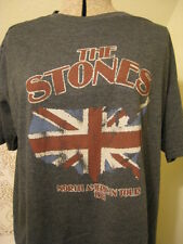 "Vintage ROLLING STONES 'The Stones North American Tour 1981"" T-Shirt Sz.XL"