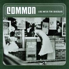 Common : Like Water for Chocolate CD (2000)