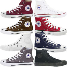 Converse Chucks All Star HI Taylor Shoes High Sneaker Men's Women's Chuck NEW