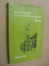 Knutsford, its traditions and history: With reminiscences, anecdo
