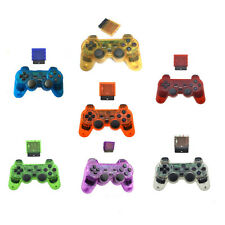2.4G Wireless Dual Shock Controller Joypad Gamepad Consoles Game Toy For PS2