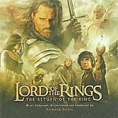 Lord of the Rings: The Return of the King [Original Soundtrack] (2003) CD