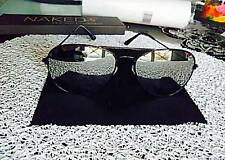 Unisex Vintage Retro Men Women Glasses Aviator Mirror Lens Sunglasses Fashion