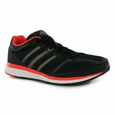 Adidas Mana RC Running Shoes Mens Black/Red Fitness Sports Trainers Sneakers