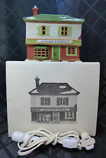 """House - Dept '56, w/box, Dickens Village, """"Scrooge & Marley Counting House"""""""