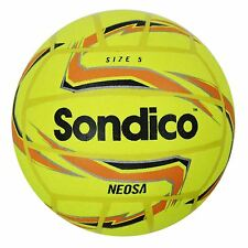Sondico Neosa Indoor Football Yellow Soccer Ball