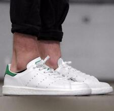 Adidas Stan Smith Boost White Green Mens Sneaker Size 4 5 6 7 8 9 12 NEW Ultra