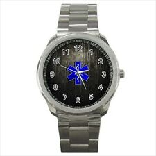 EMT Of Life Rescue Paramedic Sport Watch (3 Wristwatch Styles)