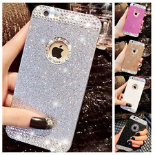 3D Luxury Bling Crystal Rhinestone Diamonds Hard Back Case Cover for iPhone 5/5S