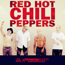 2 RED HOT CHILI PEPPERS Tickets 4/22 LITTLE ROCK Verizon Arena * 107 BY STAGE *