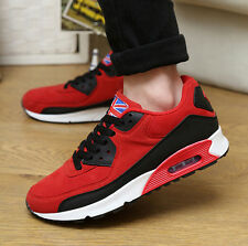 Fashion Sneakers Mens Causal Running Lace Up Flat New Korean New Sports Shoes