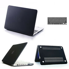 CCTRO Cover Shell Hard Case for MacBook Pro A1398 15 Retina Screen Protector NEW