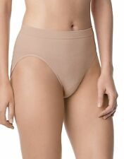NWT Barely There full coverage Seamless Hi cuts Panties 3 Pack $14.99