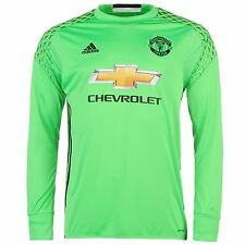 Adidas Manchester United Away Goalkeeper Jersey 2016 2017 Mens Football Soccer