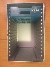 KLM Airline Airplane Galley Box Boeing 747-400