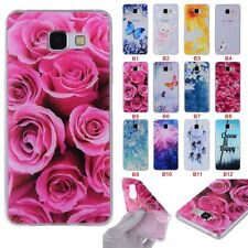 For Samsung Galaxy Series Phones Case Stylish Patterned Soft TPU Silicone Cover