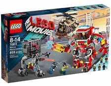 LEGO The LEGO Movie Rescue Reinforcements 70813 NEW sealed