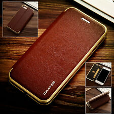Luxury Magnetic Wallet Card Leather Case Cover Stand For Apple iPhone 6s 7 Plus