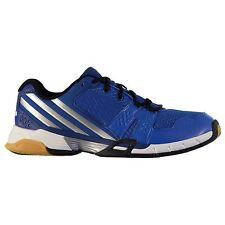 adidas Volleyball Team 4 Trainers Mens Blu/Silv/Blu Sport Shoes Sneaker Footwear