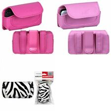For LG Cosmos Touch VN270 Holster Belt Clip Case Pouch
