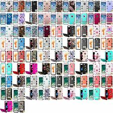 For Apple iPhone 7/6S/6 Plus SHOCKPROOF IMPACT ARMOR TUFF Hybrid Case Cover