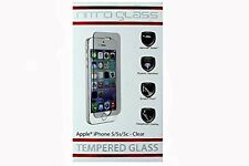 Znitro Glass Screen Protector For Apple iPhone 5/5s/5c - Retail Packaging -