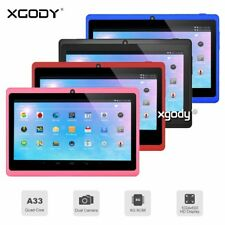 """XGODY 7""""Inch Android4.4 8GB Quad Core Tablet PC Dual Camera Wifi Bluetooth"""