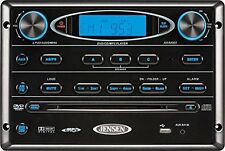 Leisure Time Marketing AWM965 Black AM/FM CD/DVD Player Wall Mount