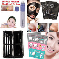 New Face Blackhead Cleanser Facial Pore Cleaner Zit Acne Remover Skin Cleansing