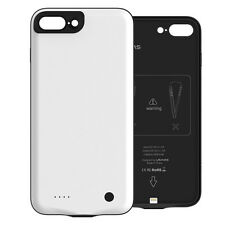 USAMS For iPhone 7 Plus Ultra-Thin Power Bank Battery Backup Case Charger Cover