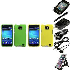 For Samsung Galaxy S2 i9100 Snap-On Hard Case Cover Skin Accessory Accessories