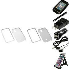 For Samsung Fascinate i500 Crystal Hard Snap-On Transparent Case Accessories