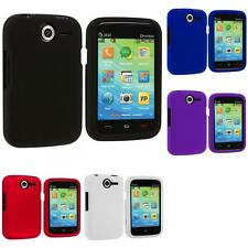 Color Hard Snap-On Rubberized Skin Case Cover for Pantech Renue 6030 Accessory