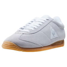 Le Coq Sportif Quartz Mens Trainers Light Grey New Shoes