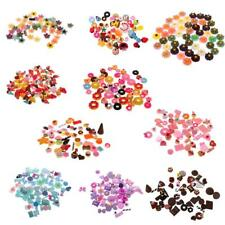 50x Many Style Resin Flatback Scrapbooking Embellishment for Decoration Crafts