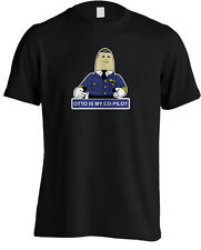 Airplane Movie - Otto is my Co-Pilot T-shirt