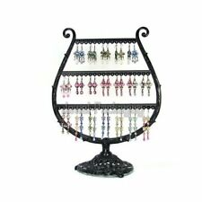 54 Hole Earring Stand Retail Jewellery Display Stand Holder Colour Choice