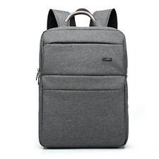 "Waterproof 15.6"" Laptop Computer Business Bag Backpack Briefcase Nylon Daypack"