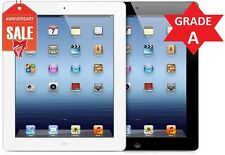 Apple iPad 3rd Gen - 32GB - Wi-Fi + 3G (UNLOCKED) BLACK or WHITE - GRADE A (R)