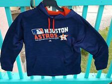 HOUSTON ASTROS MLB XL Authentic Collection thermabase HOODIE Majestic Team Issu