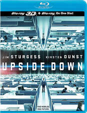 Upside Down SEALED 3D Blu-ray FREE SHIPPING